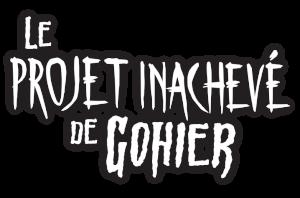 Le projet inachevé de Gohier